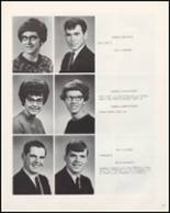 1968 Woodward Community High School Yearbook Page 16 & 17