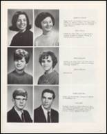 1968 Woodward Community High School Yearbook Page 20 & 21