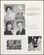 1968 Woodward Community High School Yearbook Page 24 & 25