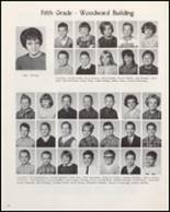 1968 Woodward Community High School Yearbook Page 38 & 39