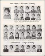 1968 Woodward Community High School Yearbook Page 44 & 45