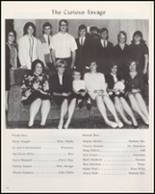 1968 Woodward Community High School Yearbook Page 70 & 71