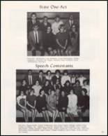 1968 Woodward Community High School Yearbook Page 72 & 73