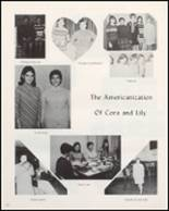 1968 Woodward Community High School Yearbook Page 76 & 77