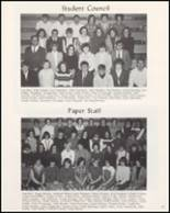 1968 Woodward Community High School Yearbook Page 78 & 79