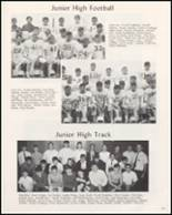 1968 Woodward Community High School Yearbook Page 82 & 83