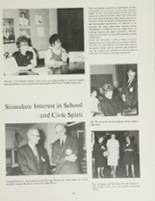 1969 Melvindale High School Yearbook Page 14 & 15