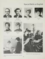 1969 Melvindale High School Yearbook Page 28 & 29
