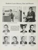 1969 Melvindale High School Yearbook Page 32 & 33