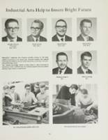 1969 Melvindale High School Yearbook Page 36 & 37