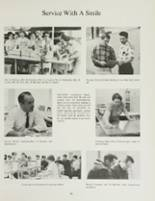 1969 Melvindale High School Yearbook Page 42 & 43