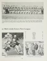 1969 Melvindale High School Yearbook Page 104 & 105