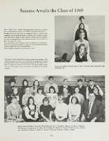 1969 Melvindale High School Yearbook Page 124 & 125