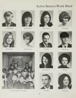 1969 Melvindale High School Yearbook Page 126 & 127