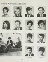 1969 Melvindale High School Yearbook Page 128 & 129