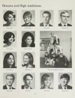 1969 Melvindale High School Yearbook Page 130 & 131