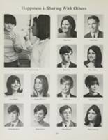 1969 Melvindale High School Yearbook Page 132 & 133