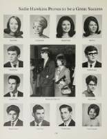 1969 Melvindale High School Yearbook Page 134 & 135