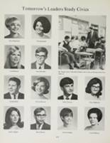 1969 Melvindale High School Yearbook Page 136 & 137