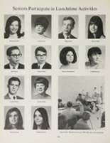 1969 Melvindale High School Yearbook Page 138 & 139