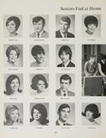 1969 Melvindale High School Yearbook Page 140 & 141