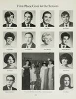 1969 Melvindale High School Yearbook Page 142 & 143