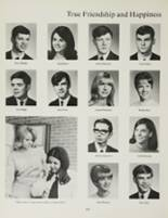 1969 Melvindale High School Yearbook Page 146 & 147