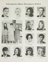 1969 Melvindale High School Yearbook Page 148 & 149
