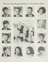 1969 Melvindale High School Yearbook Page 152 & 153