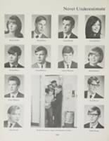 1969 Melvindale High School Yearbook Page 154 & 155