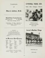 1969 Melvindale High School Yearbook Page 166 & 167