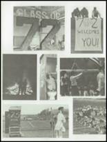 1972 John Jay High School Yearbook Page 32 & 33