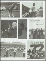 1972 John Jay High School Yearbook Page 34 & 35