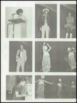 1972 John Jay High School Yearbook Page 68 & 69