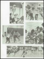 1972 John Jay High School Yearbook Page 74 & 75