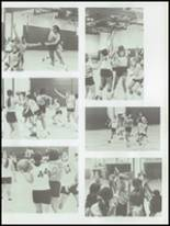 1972 John Jay High School Yearbook Page 76 & 77