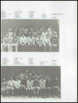 1972 John Jay High School Yearbook Page 134 & 135