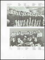 1972 John Jay High School Yearbook Page 136 & 137