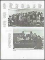 1972 John Jay High School Yearbook Page 142 & 143