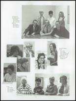 1972 John Jay High School Yearbook Page 174 & 175