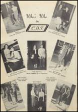 1949 Commerce High School Yearbook Page 38 & 39