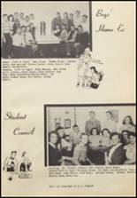 1949 Commerce High School Yearbook Page 40 & 41