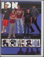 2008 Laingsburg High School Yearbook Page 20 & 21