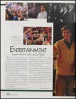 2008 Laingsburg High School Yearbook Page 24 & 25