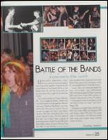 2008 Laingsburg High School Yearbook Page 28 & 29