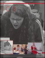 2008 Laingsburg High School Yearbook Page 36 & 37