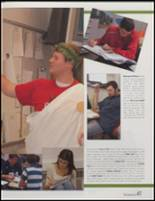 2008 Laingsburg High School Yearbook Page 44 & 45