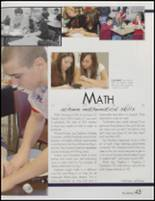 2008 Laingsburg High School Yearbook Page 46 & 47