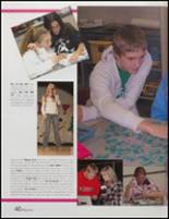 2008 Laingsburg High School Yearbook Page 50 & 51