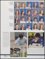 2008 Laingsburg High School Yearbook Page 54 & 55
